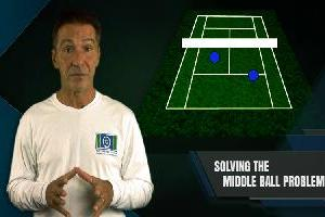 Solving The Middle Ball Problem