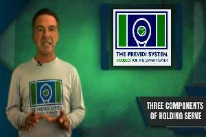 Three Cs Of Holding Serve